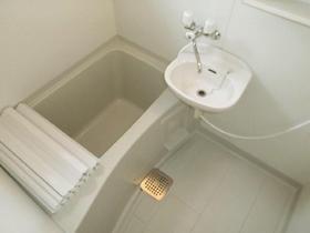 アーネスト矢向Ⅲ 202号室の風呂