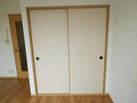 アーネスト矢向Ⅲ 202号室の玄関