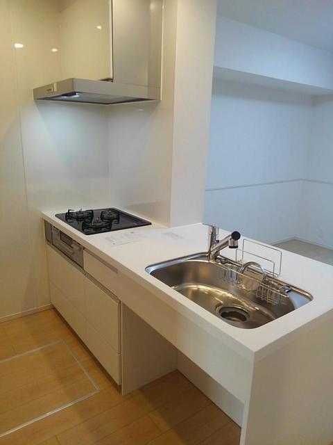 サフィール 01020号室のキッチン