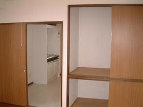コーシンハイツ 503号室の収納