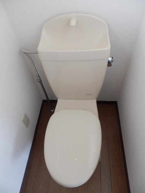 サウスヴィラ 01020号室のトイレ