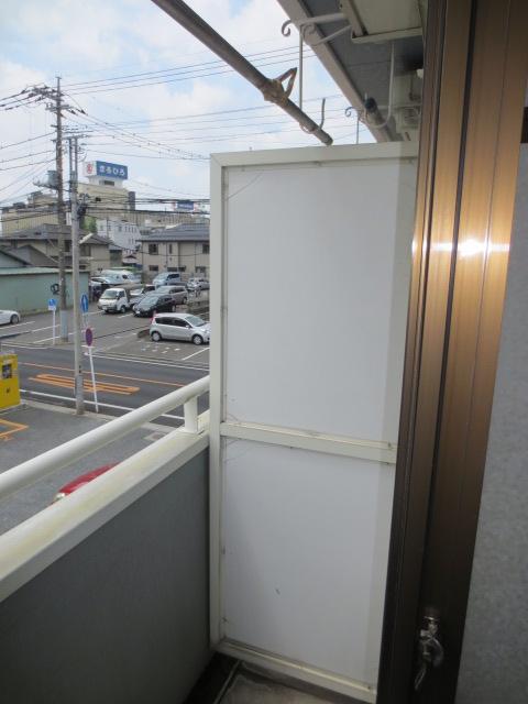 グランデュール本川越 205号室の景色