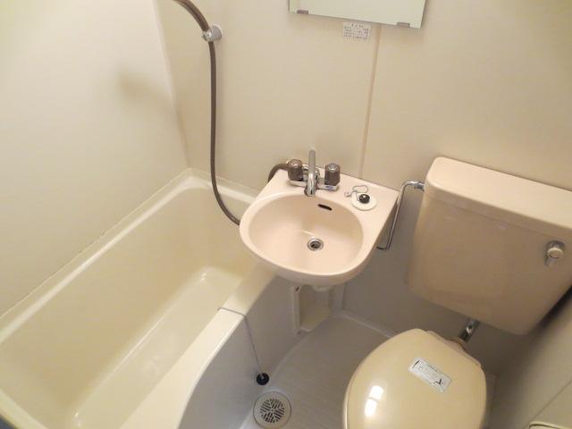 グランデュール本川越 205号室の風呂