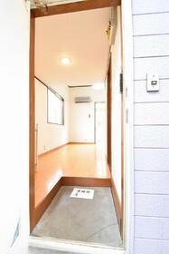 ローズハウス 103号室の玄関