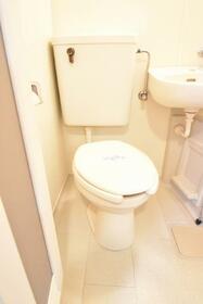 ローズハウス 103号室のトイレ