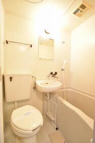 ローズハウス 103号室の風呂