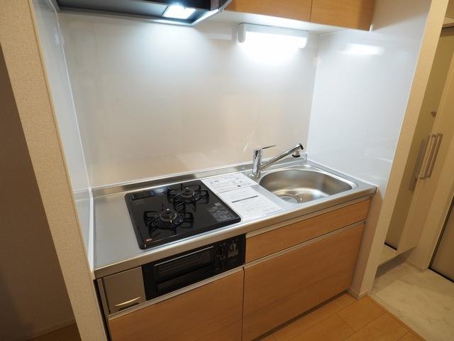 エルヴィータⅠ 02060号室の洗面所