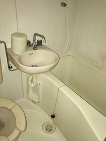 エステート青木 202号室の風呂