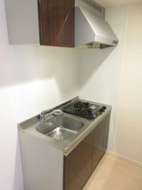 リブリ・キクエイ 102号室のキッチン