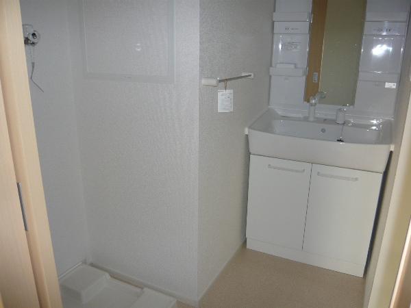 ラピス有松 03010号室の洗面所