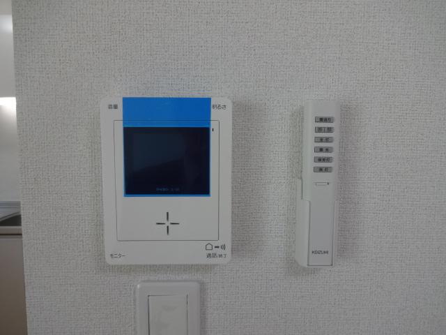 ラピス有松 03010号室のセキュリティ