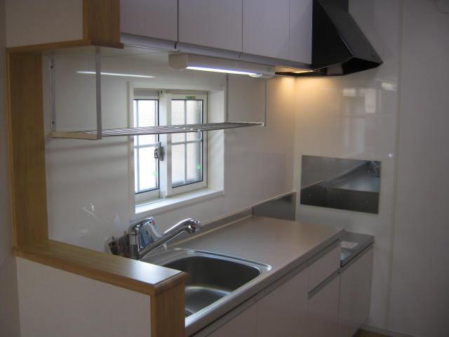 サニーハウス 01010号室のキッチン
