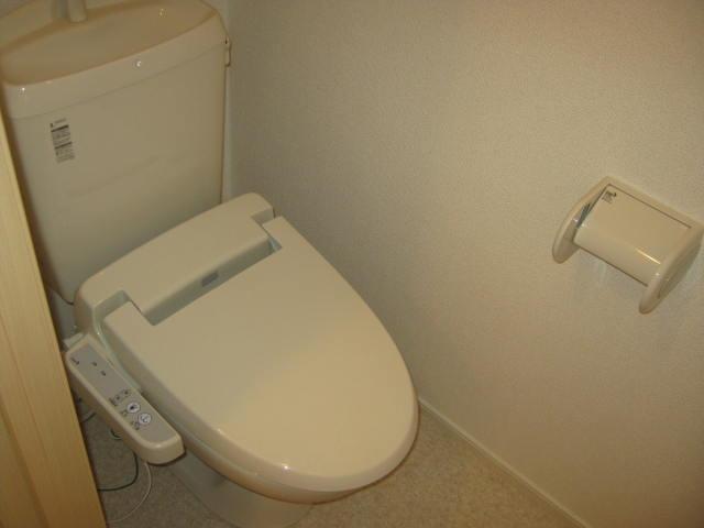 サニーハウス 01010号室のトイレ