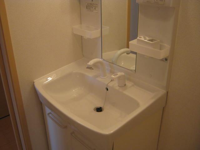 サニーハウス 01010号室の洗面所