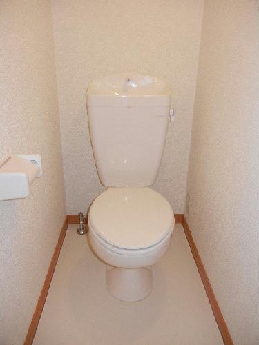 レオパレスツェーントル三好 103号室のトイレ
