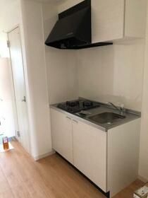 Ambition入谷 103号室のキッチン