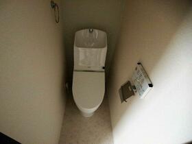 G・Aヒルズ鶴見小野 101号室のトイレ