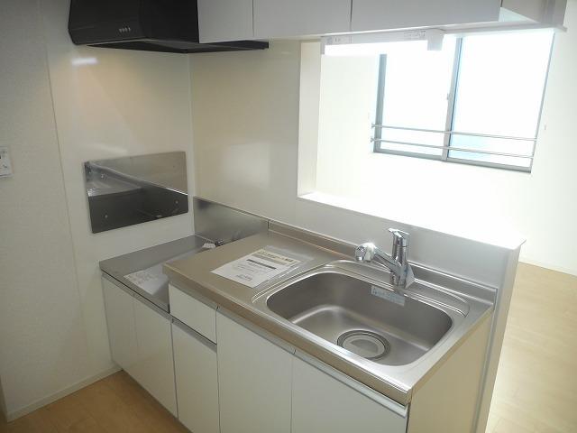 BLESS小平 B 03040号室のキッチン