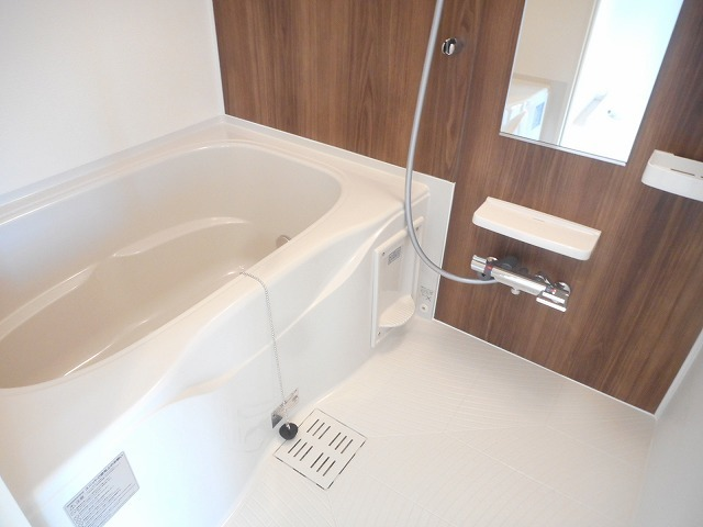 BLESS小平 B 03040号室の風呂