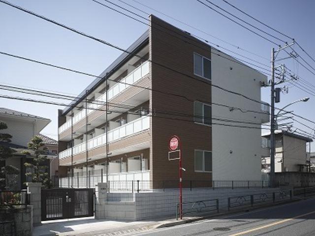 リブリ・武蔵外観写真