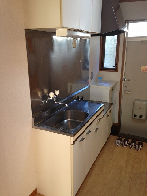 ベルハイム 103号室のキッチン