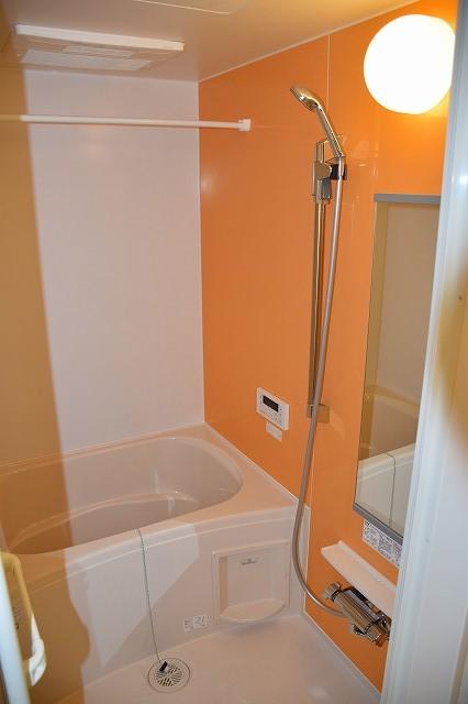 リバーサイド・大江 02050号室の風呂