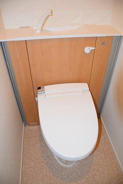リバーサイド・大江 02050号室のトイレ