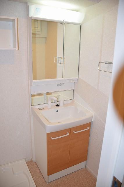 リバーサイド・大江 02050号室の洗面所