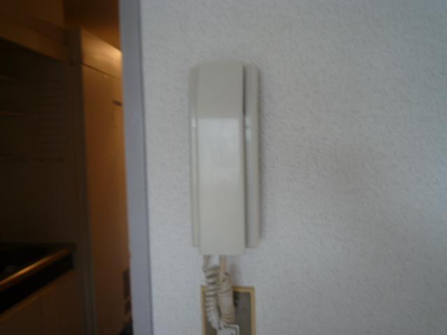 光マンション 02030号室のセキュリティ