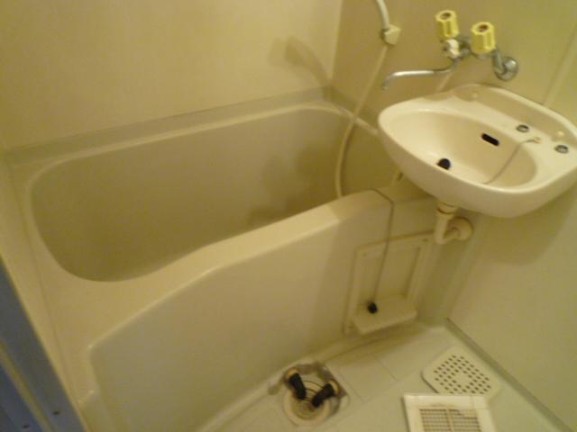 光マンション 02030号室の風呂