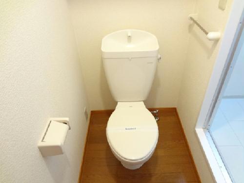 レオパレスグランビュー 207号室のトイレ