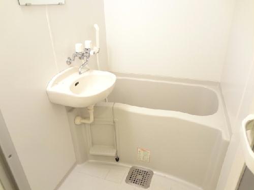 レオパレスグランビュー 207号室の風呂