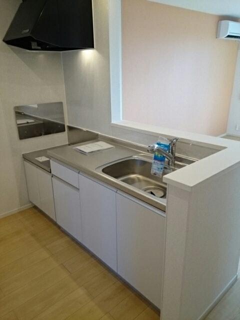 サンハウスつしまⅡ 02010号室のキッチン