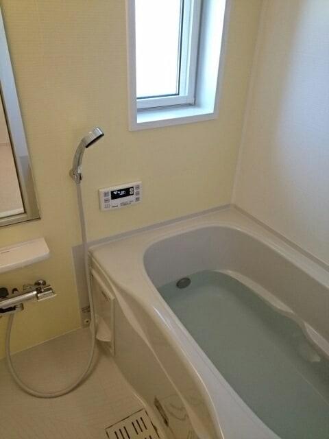 サンハウスつしまⅡ 02010号室の風呂