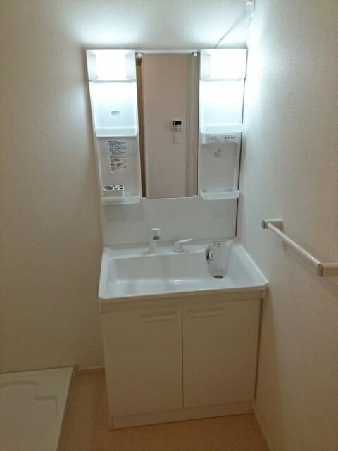 サンハウスつしまⅡ 02010号室の洗面所