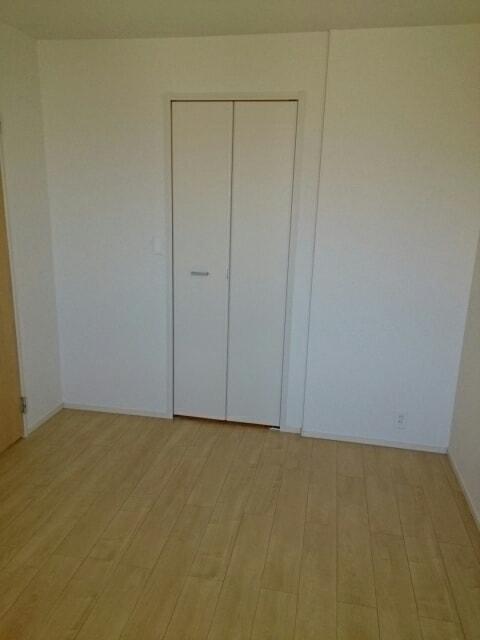 サンハウスつしまⅡ 02010号室のベッドルーム
