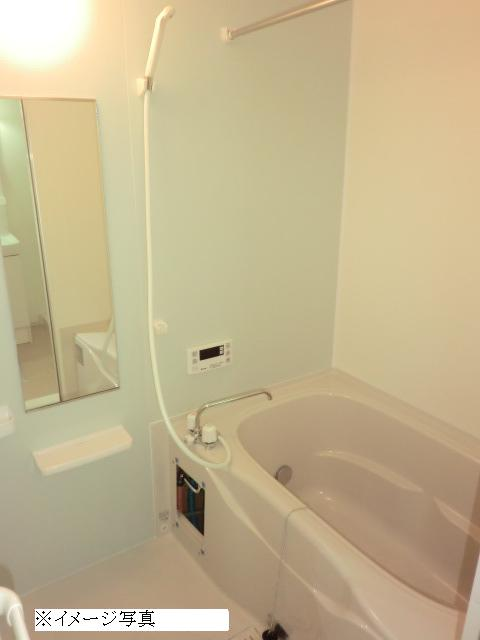 ティーズヴィラ八田 02010号室の風呂