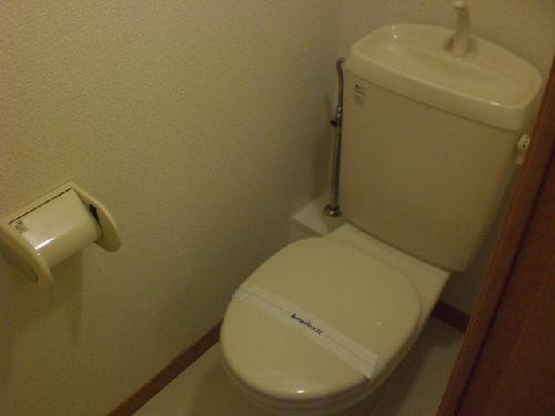 レオパレスサンシャイン 206号室の風呂