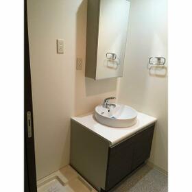 プライムアーバン上前津 0802号室の洗面所