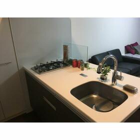 プライムアーバン上前津 0802号室のキッチン
