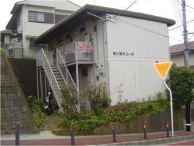 第2鈴木コーポ外観写真