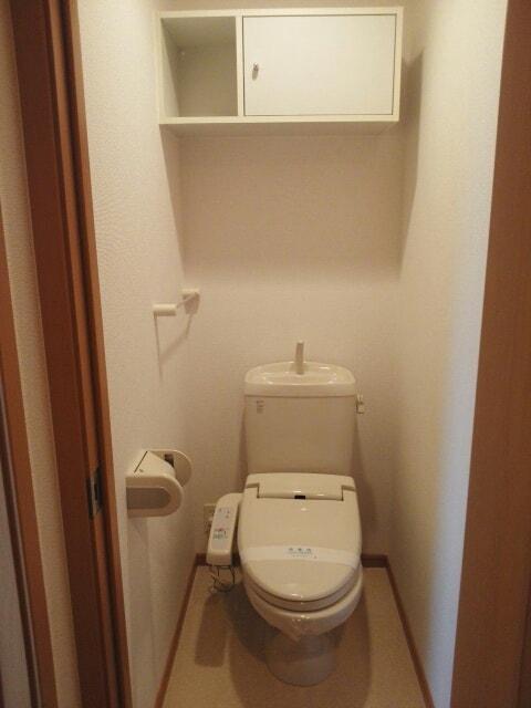 プリムローズ四条 06010号室のトイレ