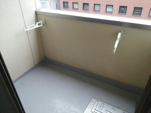 プリムローズ四条 06010号室のバルコニー
