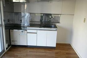 大新マンション 305号室のキッチン