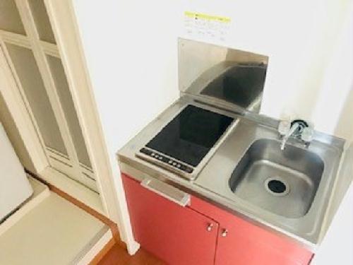 レオパレスセピアコート 210号室のキッチン