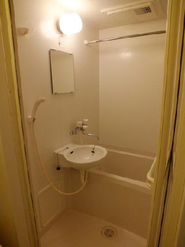 レオパレスガーデンヒルズ 201号室の風呂