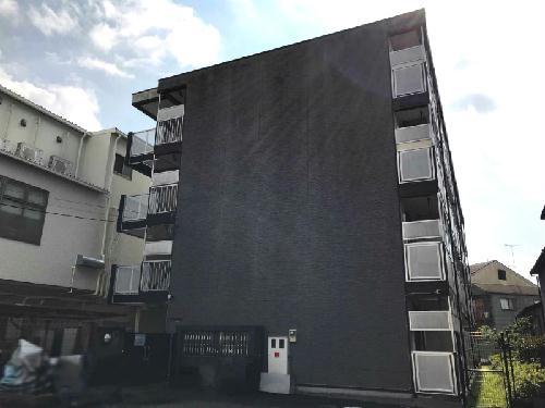 レオパレスドリームハウス枚方外観写真