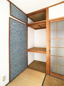 原口コーポ 301号室の収納