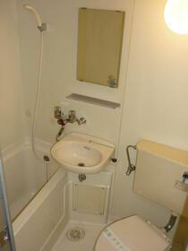 ジョイフル日野 606号室の風呂
