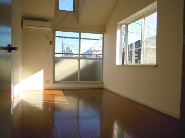 ハウスサンライズ 208号室のキッチン